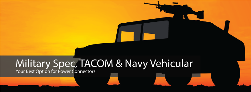 Military Spec, TACOM & Navy Vehicular