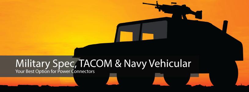 Military Spec, TACOM & Navy Vehicular