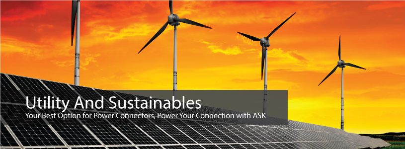 Utility And Sustainables, Your best option for Power Connectors